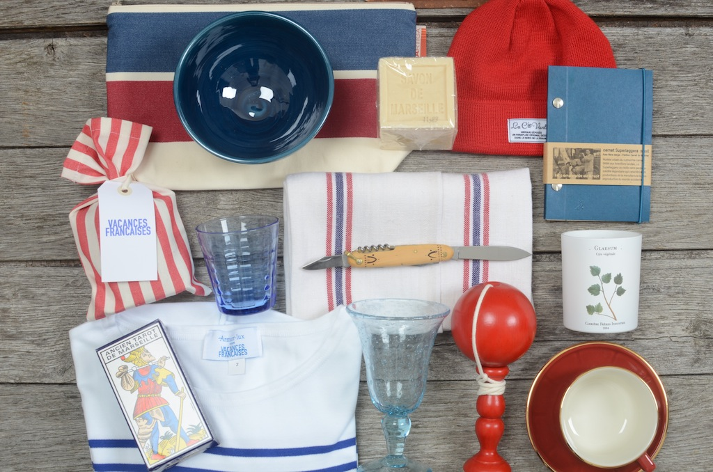Produits Made in France Bleu Blanc Rouge
