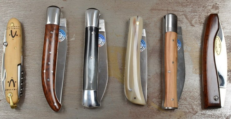 For Him Pocket Knives From Thiers