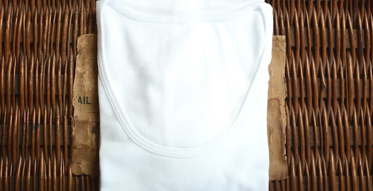 White Tee shirt for woman