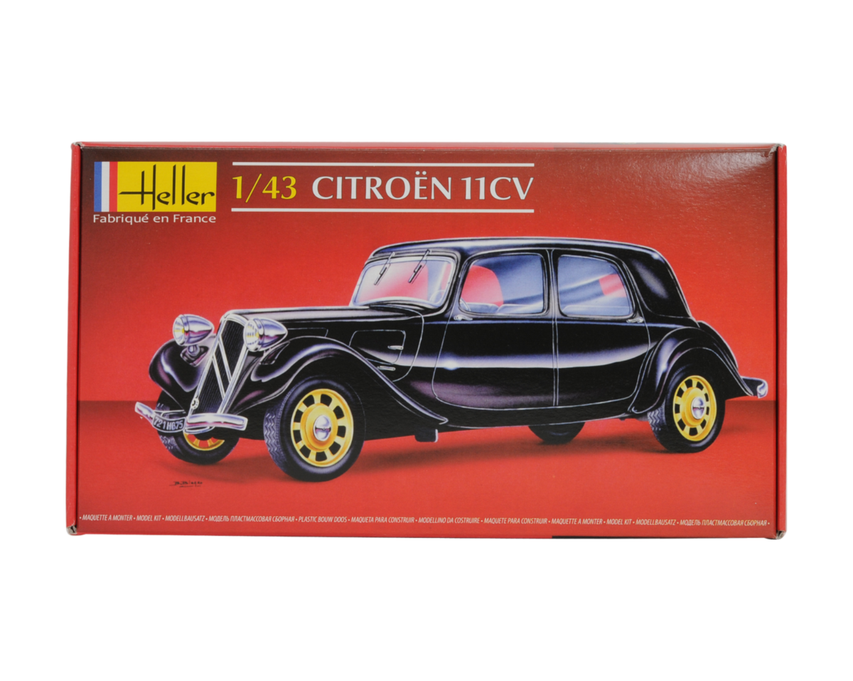 citroen 11 cv version 1940 model 100  made in france